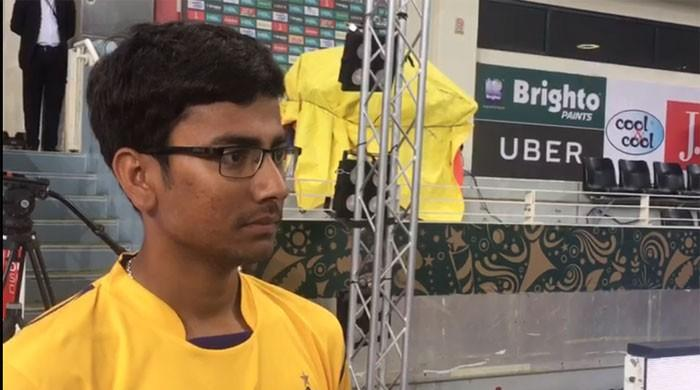 Nineteen-year old Ibtisam hopes to don Pakistan's national cap