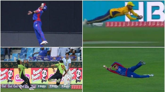 A bird? A plane? The greatest catches of PSL 3 so far