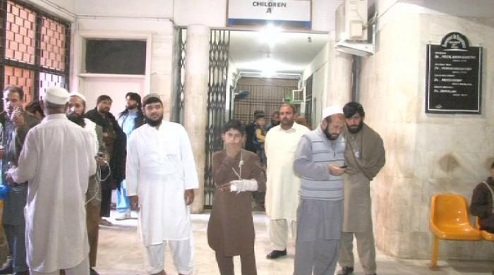 Patients suffer as Peshawar's Lady Reading Hospital runs short of funds