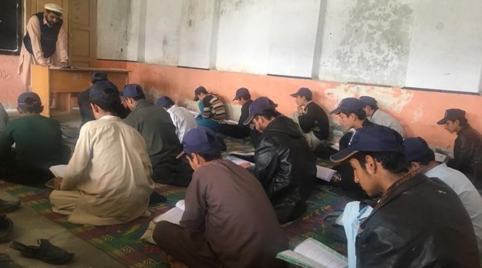 Going back to school in North Waziristan