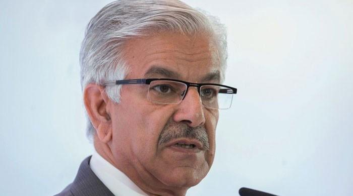 Asif terms Afghan Taliban a 'political force'