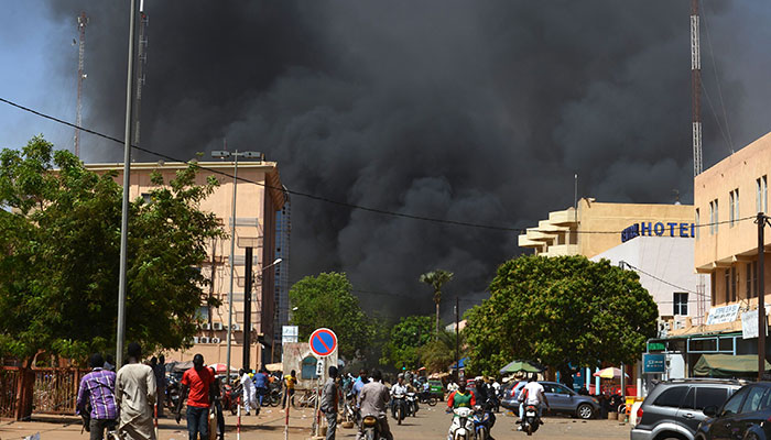 30 feared killed in Burkina Faso terror attack