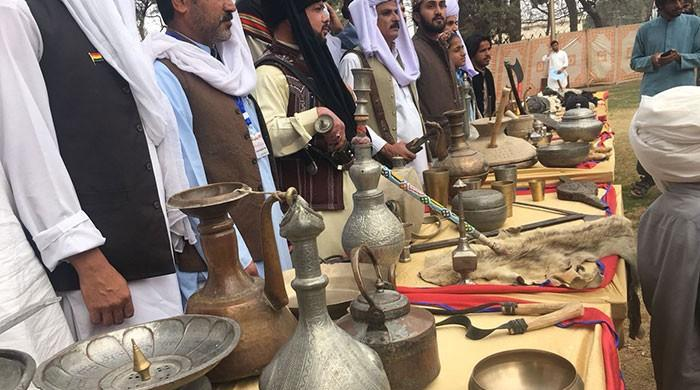 Balochistan celebrates cultural day with great zeal