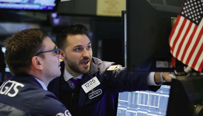U.S. stockmarkets suffer worst month in over two years