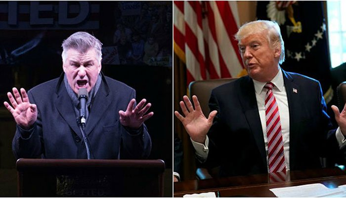 Alec Baldwin gets slammed by Donald Trump over impersonation act
