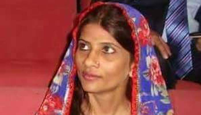 Hindu Dalit woman elected to Pakistan Senate