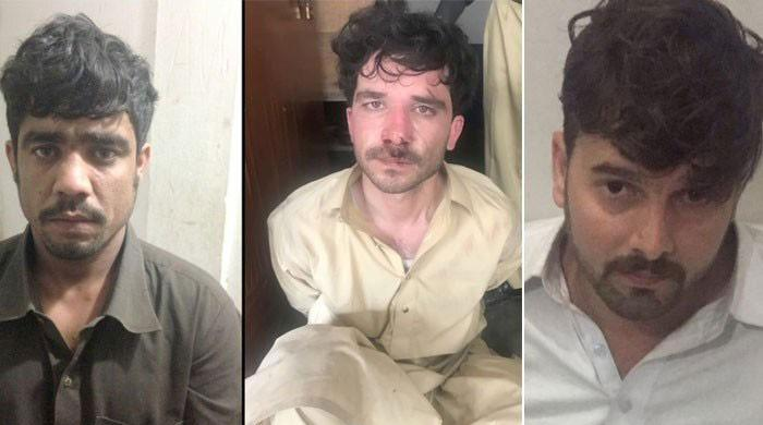 Members of Afghan robber group active in Karachi's posh areas arrested