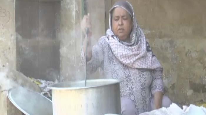 This restaurant in Sargodha is run entirely by widows