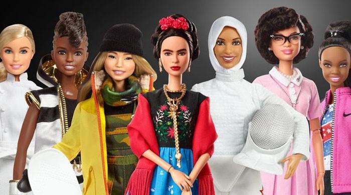 Barbie unveils dolls based on inspiring women