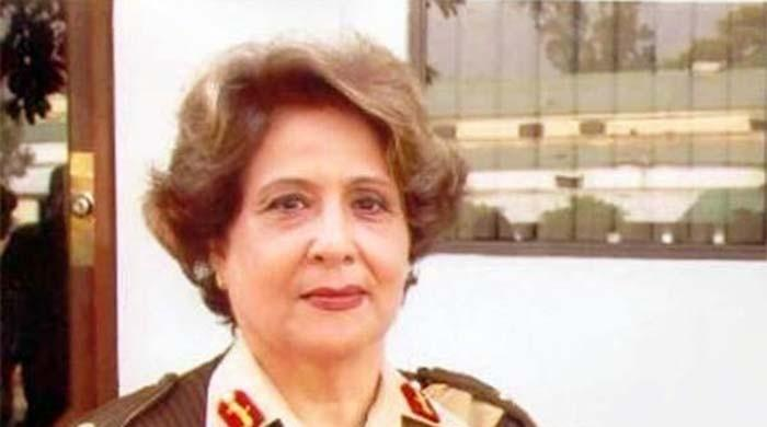 Pakistan's first female two-star general on what it takes to be successful