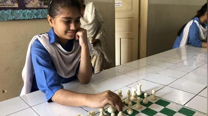 'Queens of Karachi' gaining confidence with every chess win