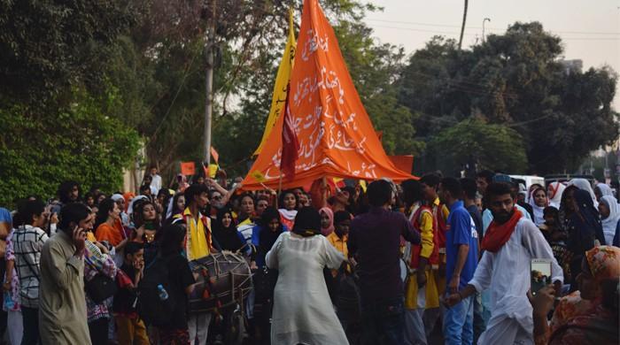 #AuratMarch2018 opens dialogue on inclusivity, gender in Karachi