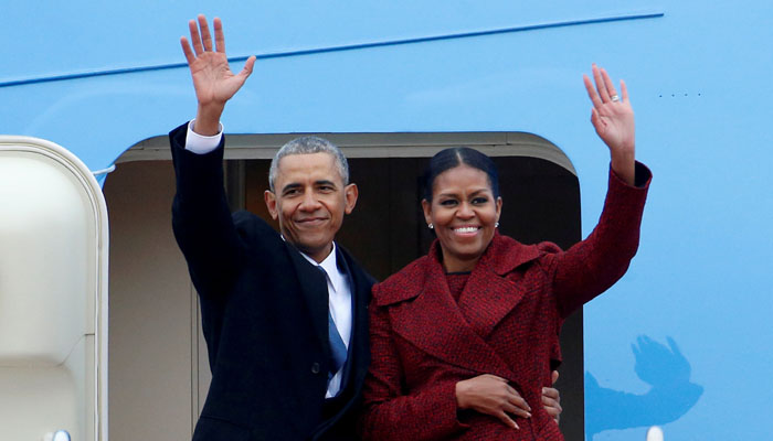 Obamas `in talks to make Netflix series´