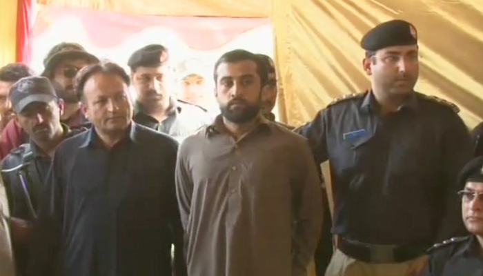 Prime accused in Asma Rani murder case handed over to Pakistan