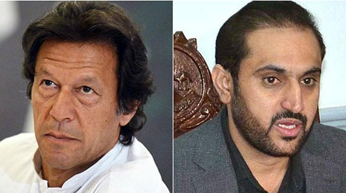 PTI to support Sadiq Sanjrani for Senate chairman after Imran-Bizenjo meeting
