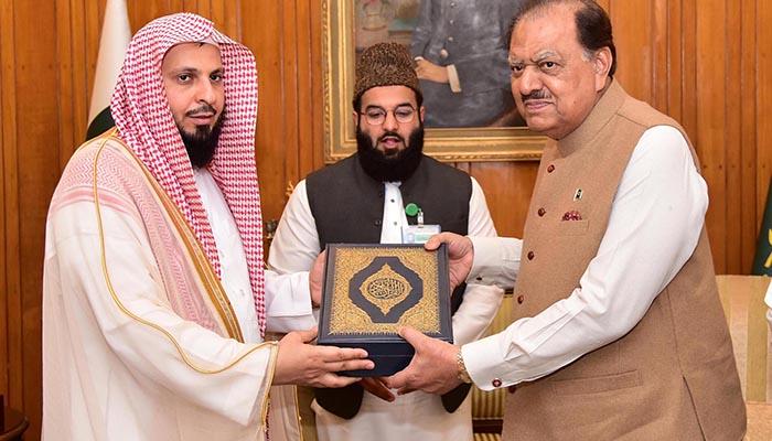Non Muslim Perspective On The Revolution Of Imam Hussain: Muslim World Considers Pakistan As Its Strength: Imam-e-Ka