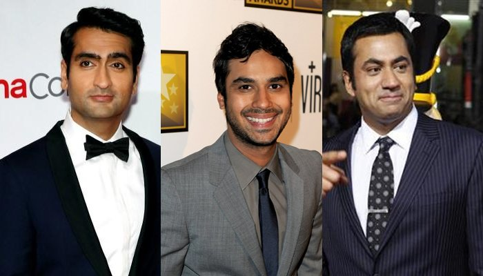 Pakistani american actors in hollywood