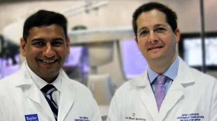 Pakistani physician gets $4m to lead research on heart transplantation