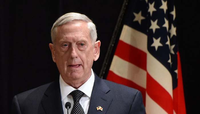 Taliban 'elements' interested in talks: United States  defense secretary Jim Mattis