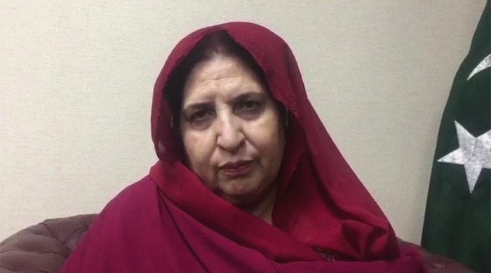PML-N's Kulsoom Parveen admits voting for Mandviwalla