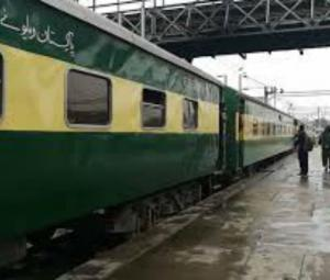 From Karachi to Pindi in 'compartment 9'