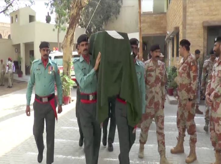Rangers attacked in Lyari; one personnel martyred, five terrorists killed