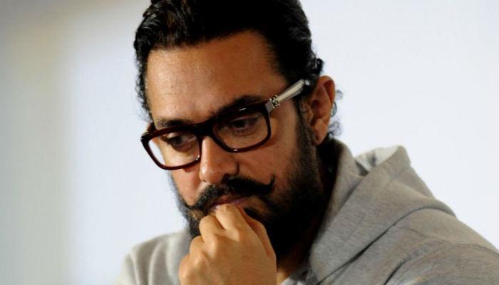 Big B Look Leaked From Aamir Khan's Movie