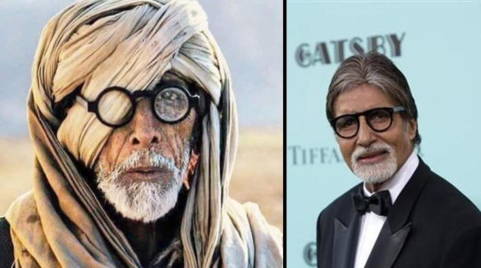 FAKE NEWS: Indian media claims Afghan refugee's photo is Amitabh's look for new film