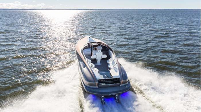 Lexus announces ultra-luxury sports yacht