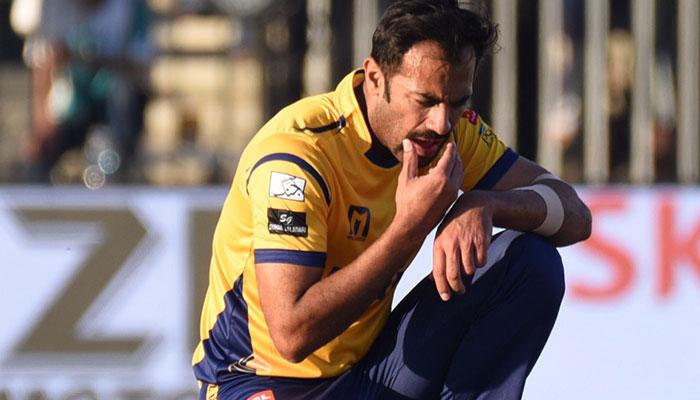Derbyshire sign Wahab Riaz for T20 Blast 2018