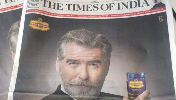 Pierce Brosnan Claims He Was Tricked Into Advertising Product Associated With Cancer