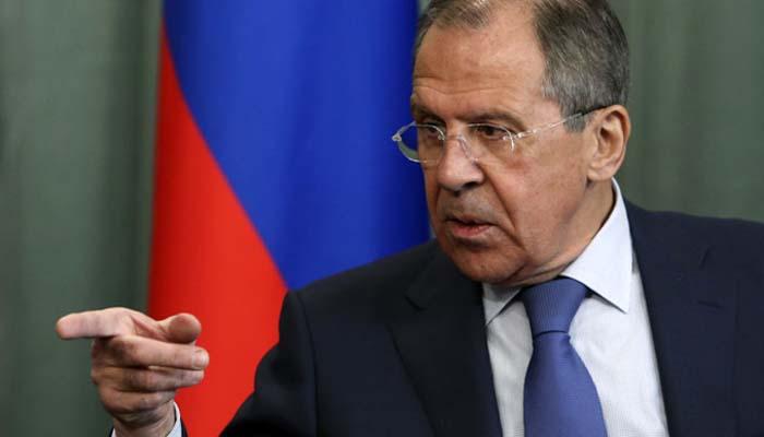 Russia Vows To Expel British Diplomats In Retaliation