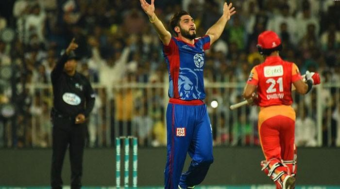 Kings beat United by seven wickets, qualify for PSL playoffs