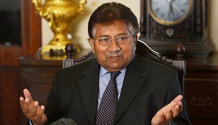 Treason case appearance: Musharraf requests security upon return