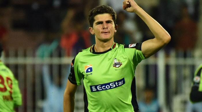 Shaheen Afridi receives offers from two Big Bash teams: sources