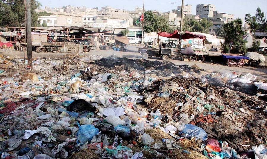 urban pollution in karachi Environmental issues in pakistan include karachi's urban air pollution is among the most severe in the world and it engenders significant damages to.