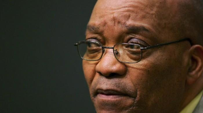 South Africa hits fallen Zuma with arms deal corruption charges