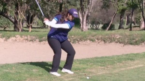 55 Female golfers participate in amateur event in Islamabad