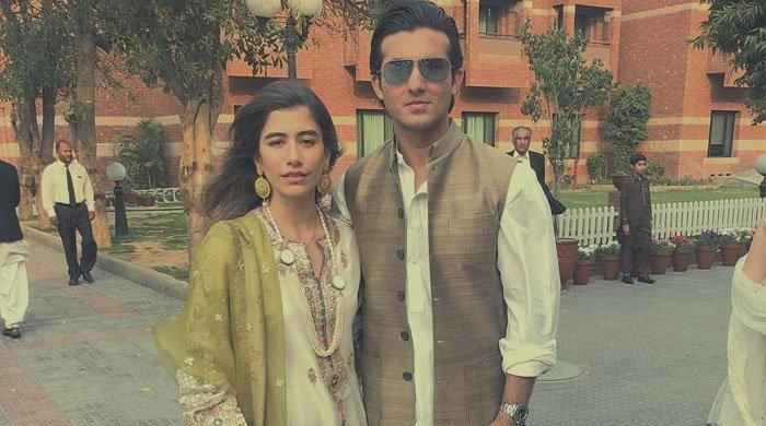 Shahroz, Syra set dance floor on fire at family wedding