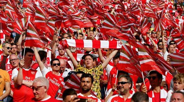 Russia issues security guarantee to Arsenal fans