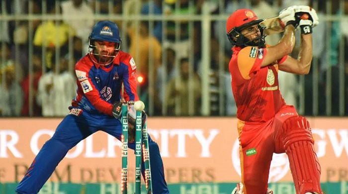 Islamabad United battle Karachi Kings today for spot in PSL final