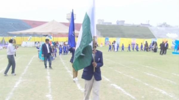 Students pumped as sports gala kicks off in Gujranwala school