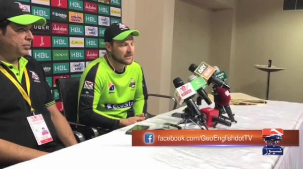 Time for Umar to a take a leaf out of Kamran Akmal's book, says McCullum