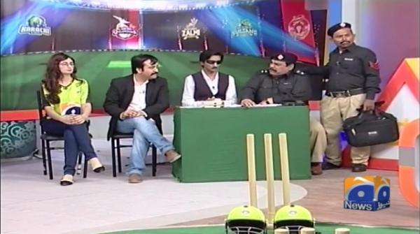 Rana Fawad Kya Uglay PSL Mein Hissa Lain Gay? Khabarnaak