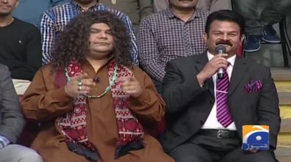 "Dummy Museum Mein Inzi Bhai Se Sawal, ""Gosht Ki Dukaan Chal Rahi Hai Ya Band Kardi Hai?"""