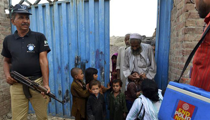Mohmand Agency polio workers attacked