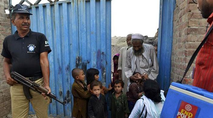 Three of five kidnapped polio workers released in Mohmand Agency