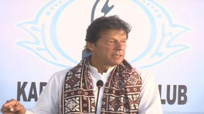 Karachi's biggest issue is its local govt system: Imran