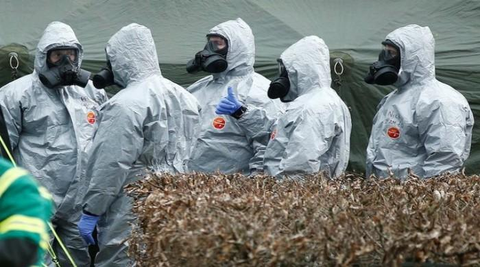 Britain accuses Russia of secretly stockpiling deadly nerve agent used in attack