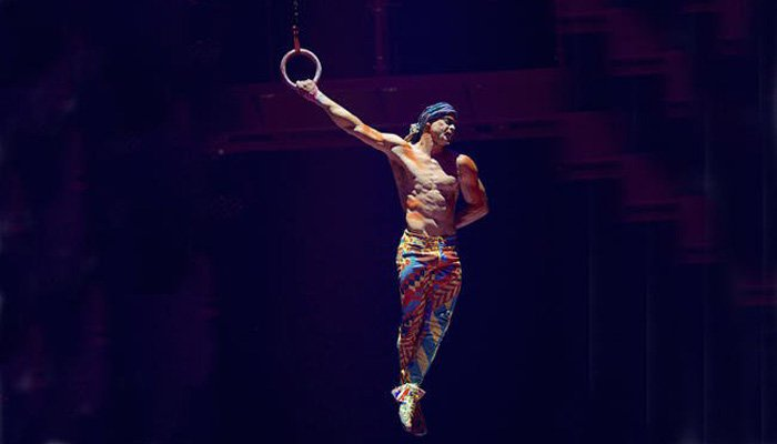 Yann Arnaud Has Died After Cirque de Soleil Fall in Tampa